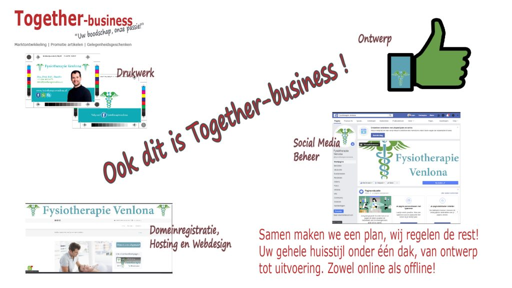 Ook dit is Together-businesss